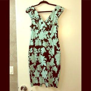 Yoana Baraschi Sheath Dress